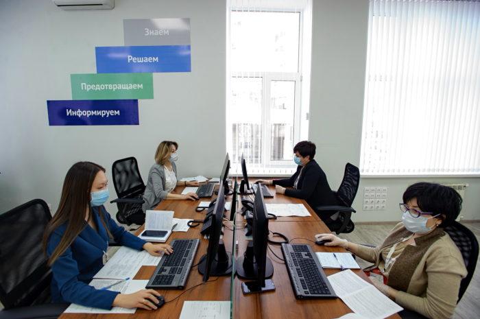 Вопросы по благоустройству и состоянию дорог в Оренбуржье оперативно решают с помощью ЦУР