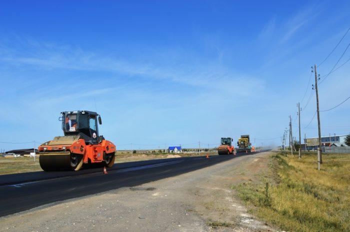 Объездную дорогу отремонтировали