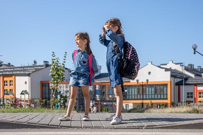 В преддверии нового учебного года юным оренбуржцам напомнят о правилах дорожного движения