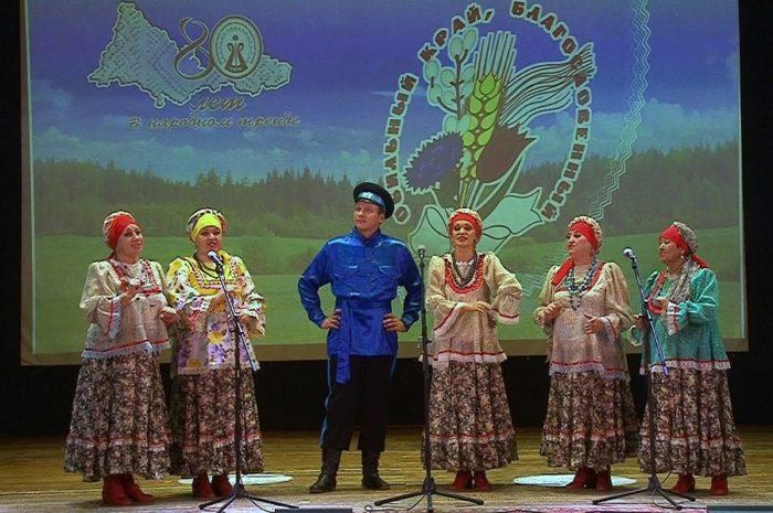 «Сударушка» – лауреат областного фестиваля народного творчества